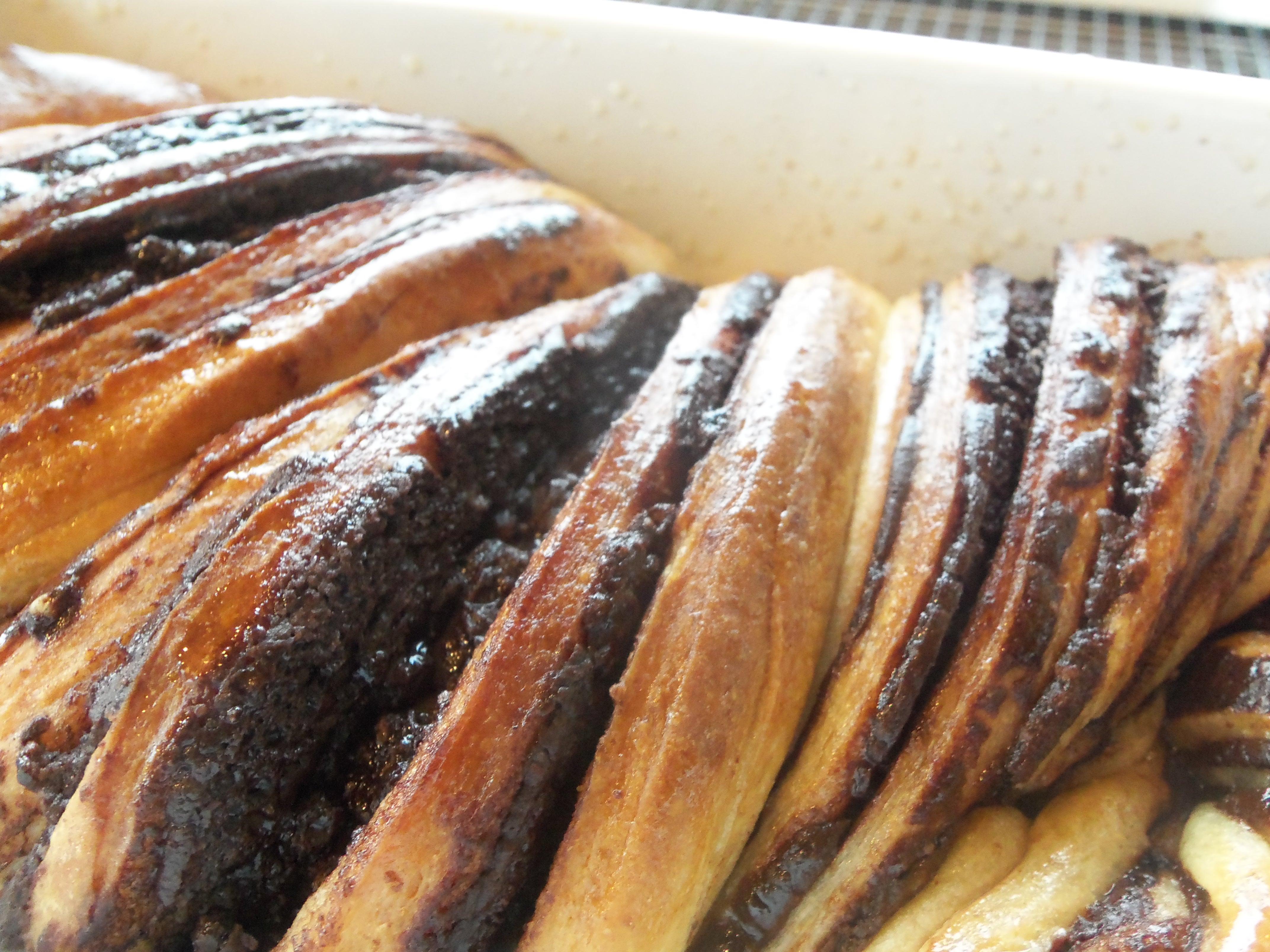 Chocolate Babka (Smitten Kitchen)   writefury